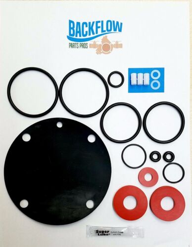 """Rubber Repair Kit For Febco Backflow 825Y 3/4""""-1 1/4"""" Part #905111"""