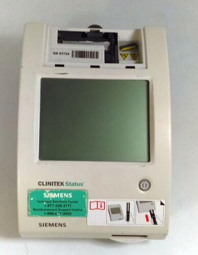 Siemens Clinitek Status Urine Chemistry Analyzer -- 18E-3