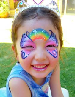Singing Face Painter and Balloon Twister