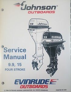 evinrude 4 hp 2 stroke manual