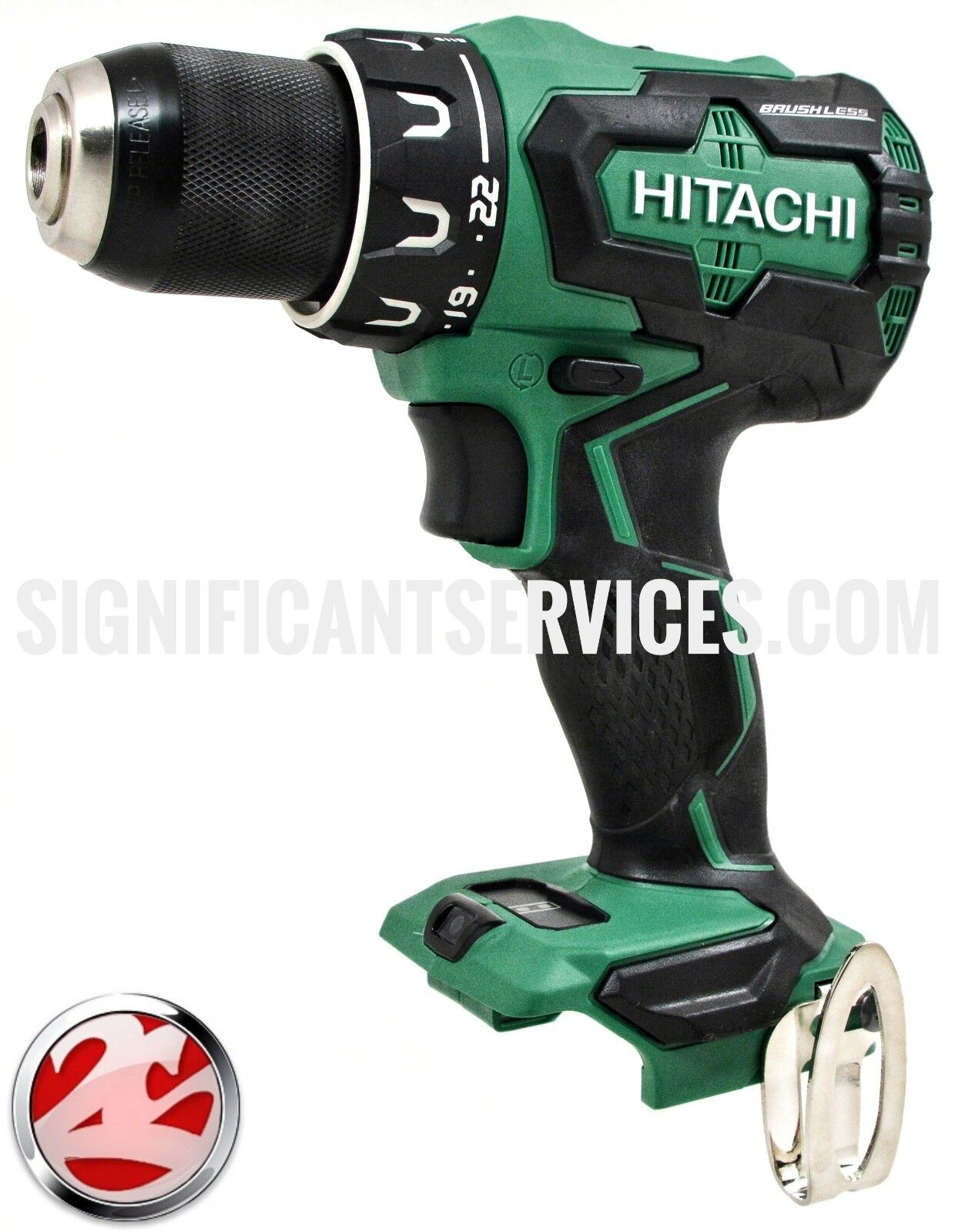 ds18dbfl2p4 cordless brushless driver drill