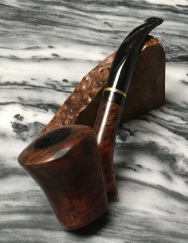 Vintage Estate Alpha Pedestal Freehand Pipe-Made In Israel  - $14.00