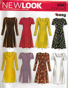 From-UK-Sewing-Pattern-Dress-6-16-6567