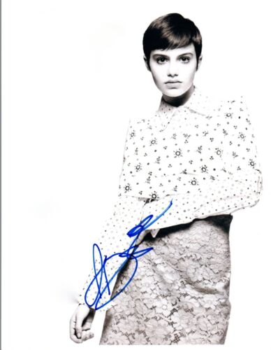 Sami Gayle Signed 8x10 Photo Blue Bloods Vampire Academy COA VD