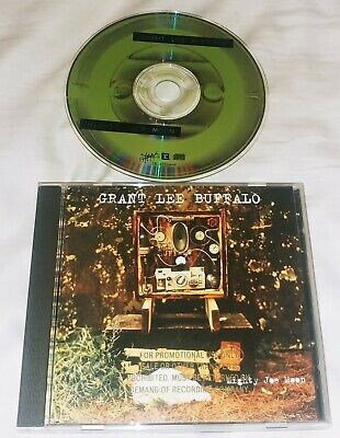 Grant Lee Buffalo - GRANT LEE BUFFALO Mighty Joe Moon CD 1994 Slash Records PROMO