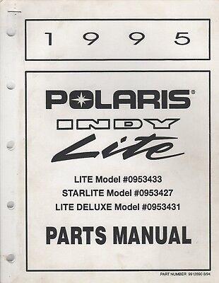 polaris 340 indy lite manual