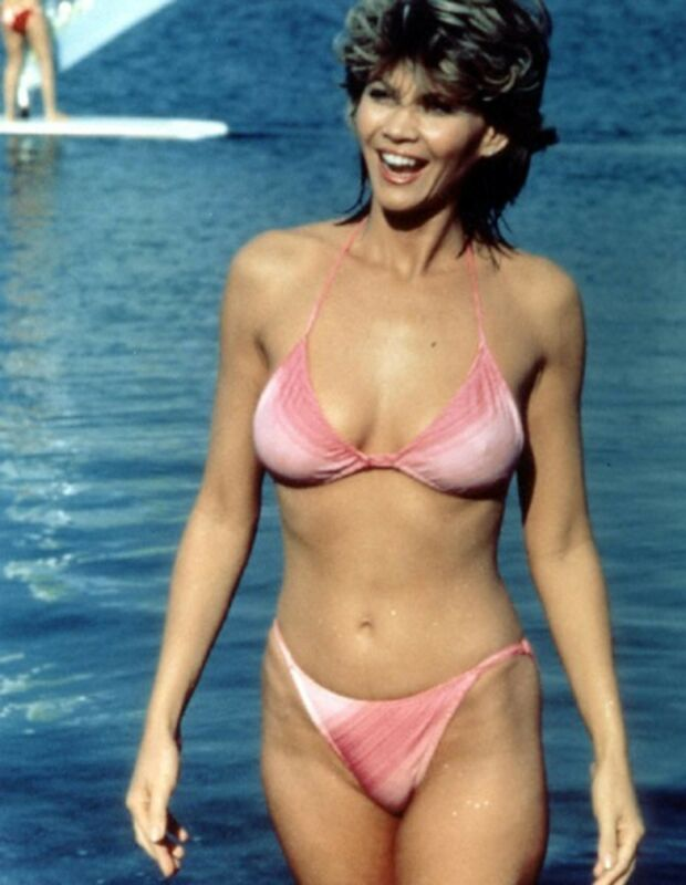 Markie Post Bikini 8x10 Picture Celebrity Print