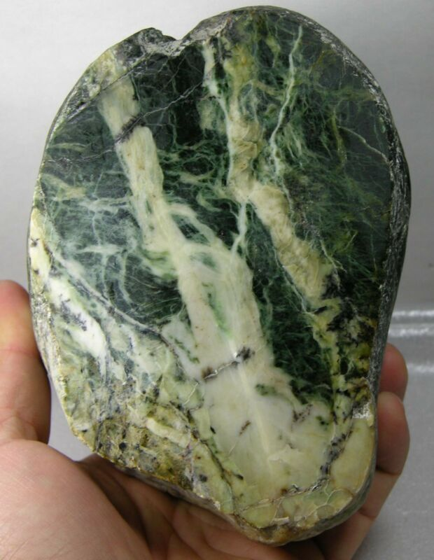 2125g Washington USA RARE Rough Chrome Diopside Block Chunk Specimen 4.68 Pound