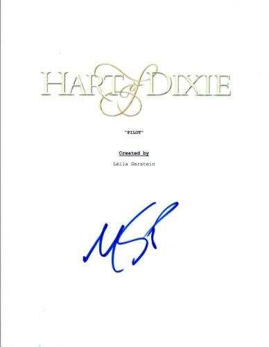 Scott Porter Signed Autographed HART OF DIXIE  Pilot Episode Script COA VD