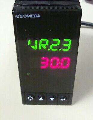 Omega Cnith-i8dv33-5-ei Temperature Humidity Controller Module Environmental