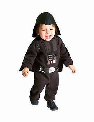 Toddler Darth Vader Halloween Costume Star Wars Starwars Boys Childs Kids NEW