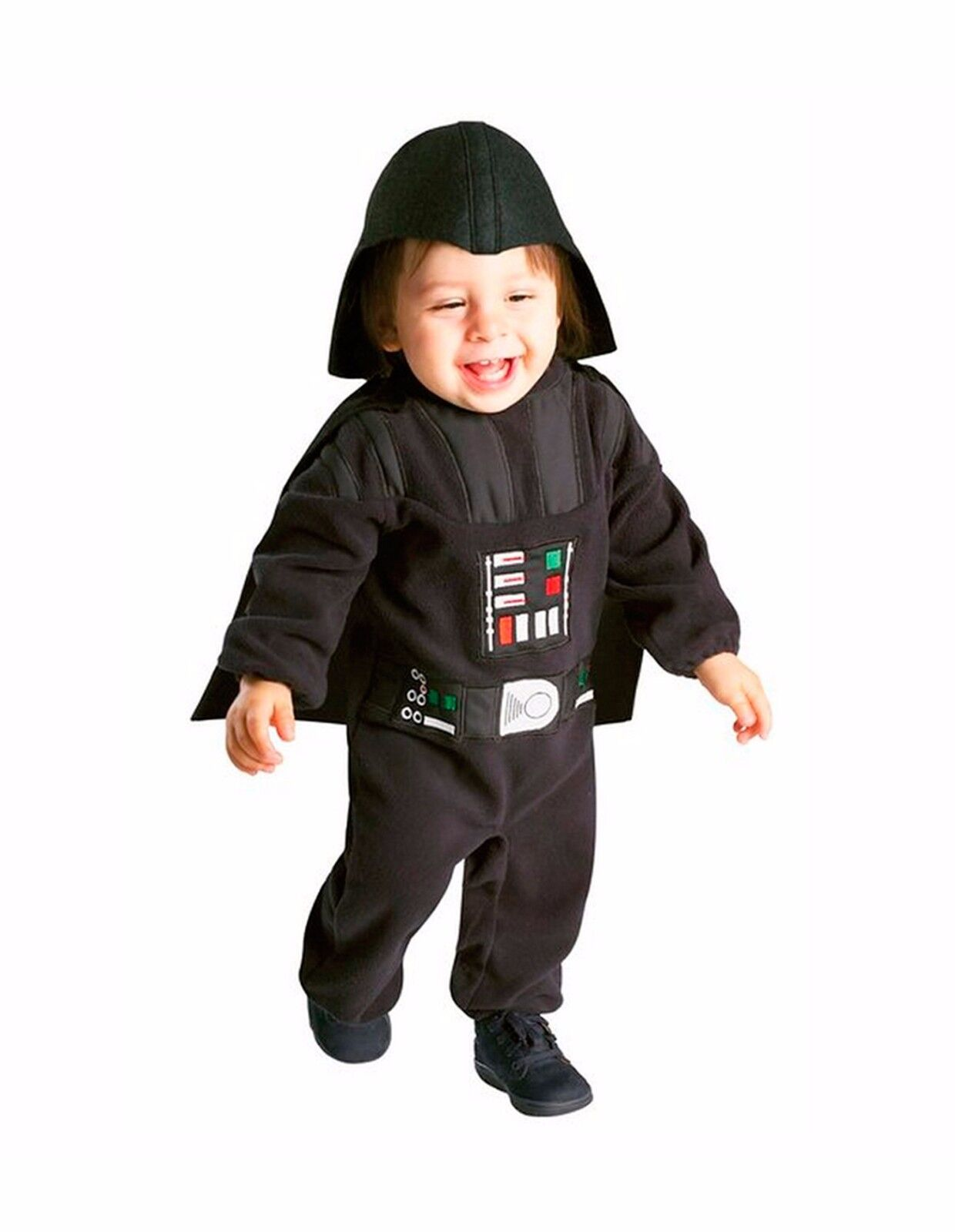 Toddler Darth Vader Halloween Costume Star Wars Starwars Boys Childs Kids NEW