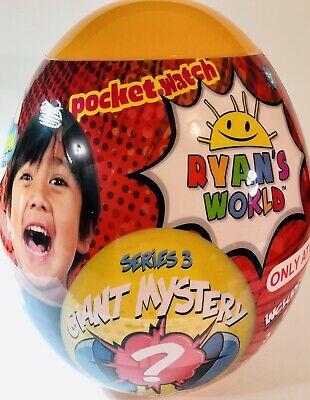 Ryan's World Giant Surprise Mystery Egg Series 3
