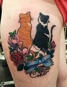 Tattoos Apprentice, work starting from $50 West Melbourne Melbourne City Preview