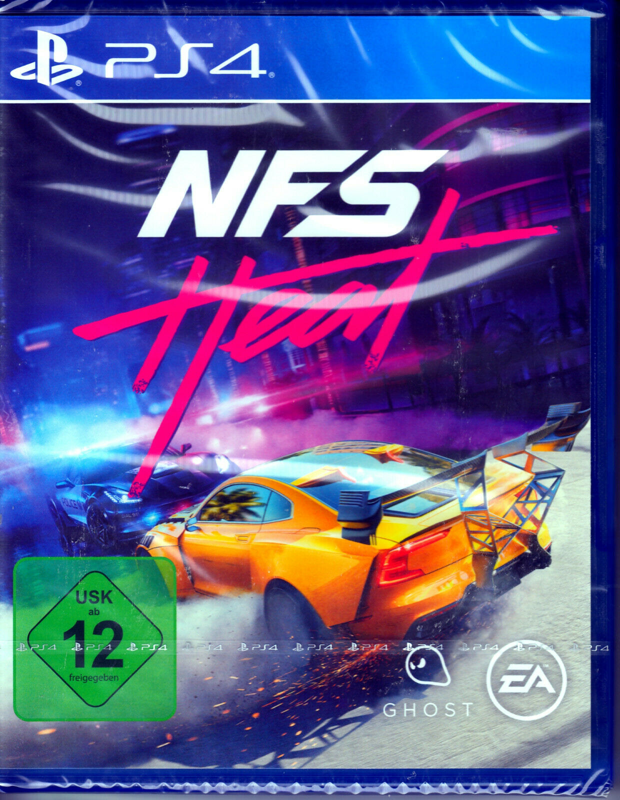 Need for Speed Heat PS4 Spiel ( NFS Rennspiel ) NEU