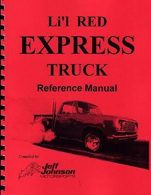 1978-1979 Dodge Li'l Red Express Truck Reference Manual Mopar 360 D150 Warlock