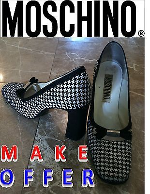 Designer shoes MOSCHINO Prom shoes Wedding shoes Italian shoes Bridal shoes for sale  Shipping to India