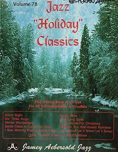 Jazz-Holiday-Classics-Vol-78-Jamey-Aebersold-Jazz-1997-RF624