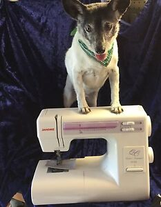 JANOME QC Quilter Companion 4618QC with warranty Burpengary Caboolture Area Preview