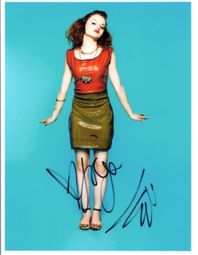 Joey King Signed Autographed 8x10 Photo Fargo The Conjuring COA VD