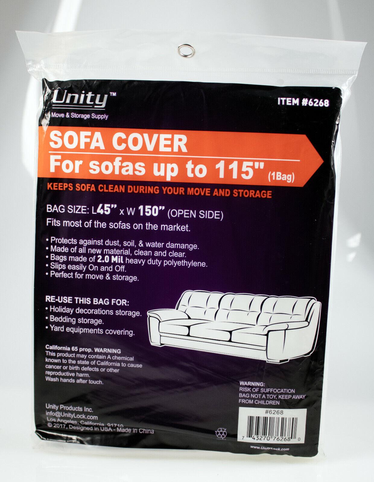 sofa cover clear material heavu duty
