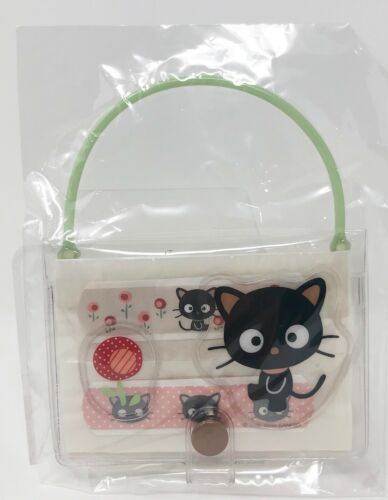 Sanrio Chococat Bandages with Case ~ 2004