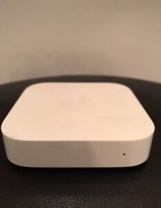 Apple Airport Express 802.11n Wifi With Power Cable