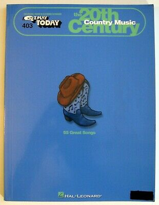 20th CENTURY COUNTRY MUSIC ~ 1975 Song Book
