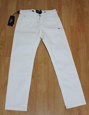 Harmont & Blaine - Italian Designer Junior Super Slim Fit Boy Pants - M / 128 cm