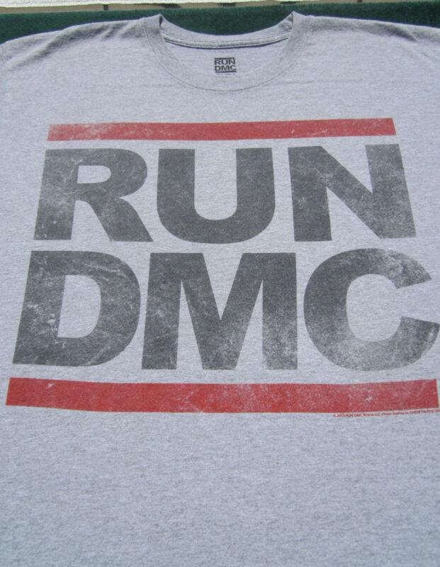 RUN DMC official apparel LARGE T-SHIRT