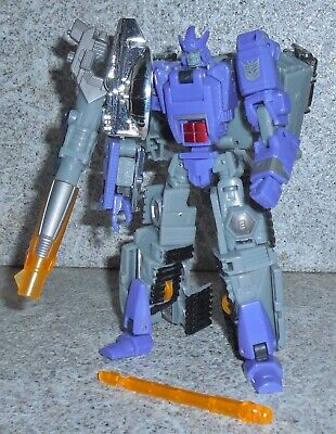Transformers Henkei GALVATRON Complete deluxe Classics D-06