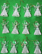 Lot Vintage Christmas Angel