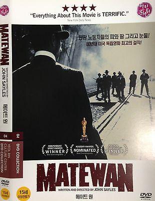 MATEWAN 1987 [John Sayles, Chris Cooper] DVD NEW