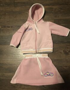Orange County Choppers size 12 month outfit