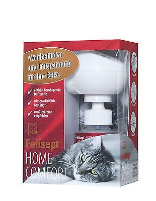 Felisept Home Comfort Set Zerstäuber Diffusor Flakon 30ml - Stress Kratzen etc.