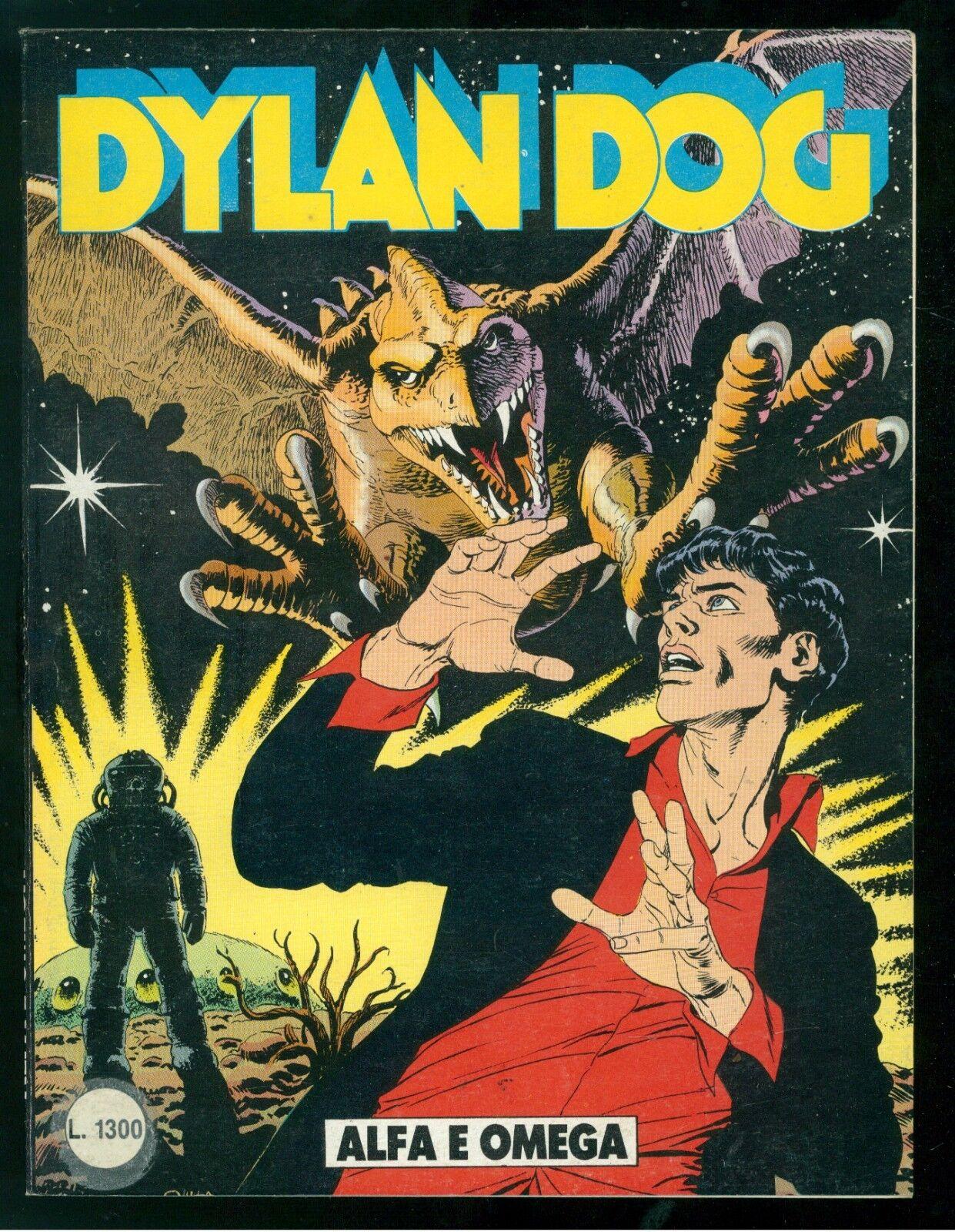 DYLAN DOG ALFA E OMEGA NUMERO 9 EDIZIONE ORIGINALE GIUGNO 1987 OTTIMO