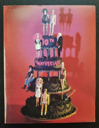 Original The Rocky Horror Picture Show 20th C. Fox Press Kit
