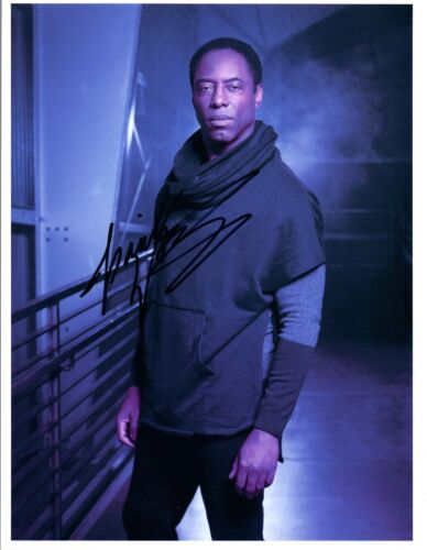 Isaiah Washington Signed Autographed 8x10 Photo Grey's Anatomy The 100 COA VD