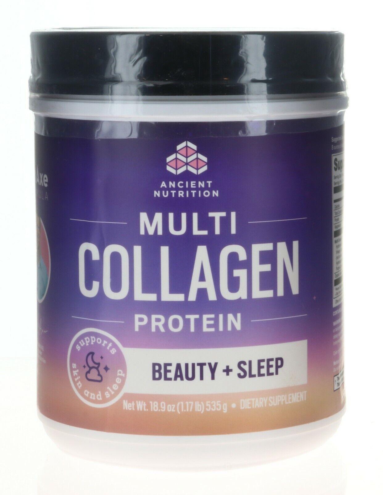 Ancient Nutrition Multi Collagen Protein Powder 38 Servings