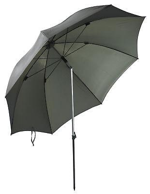Balzer Anglerschirm 2,50 m Bogenspannweite Angelschirm Schirm NEW Regenschirm
