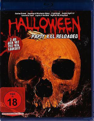 Reloaded - 2 BluRays mit 8 Filmen - Neu und originalverpackt (Original Halloween Filmen)