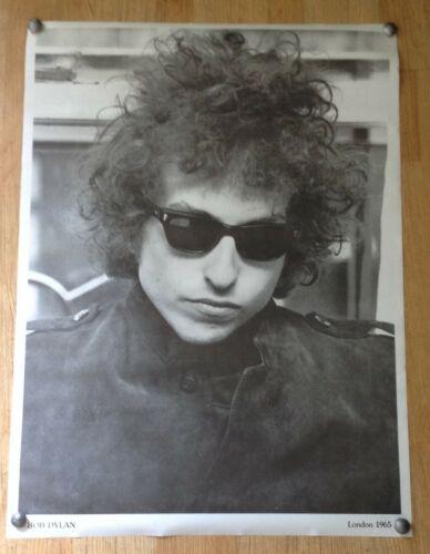 """Bob Dylan poster """"London 1965""""  25"""" X 34"""""""