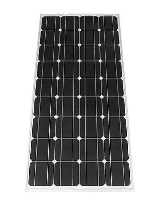130 W Solarpanel Solarmodul Solarzelle 130 WATT MONOKRISTALLIN TÜV Zertifikat
