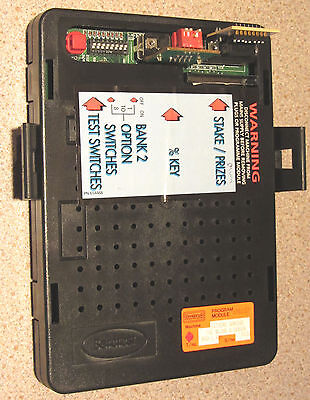 Barcrest Frut Machine Program Cards Mk2 for MPU5