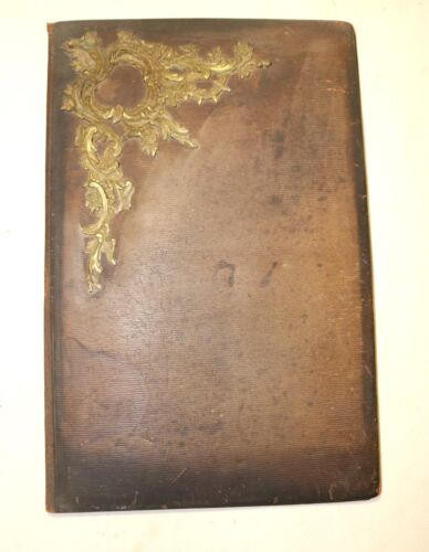 LARGE antique ornate 1800