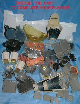 Star Wars Micro Machines Accessories Part Transforming Playset Head Galoob 90's