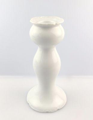 #e5246 Großer Wallendorf Porzellan Kerzenständer