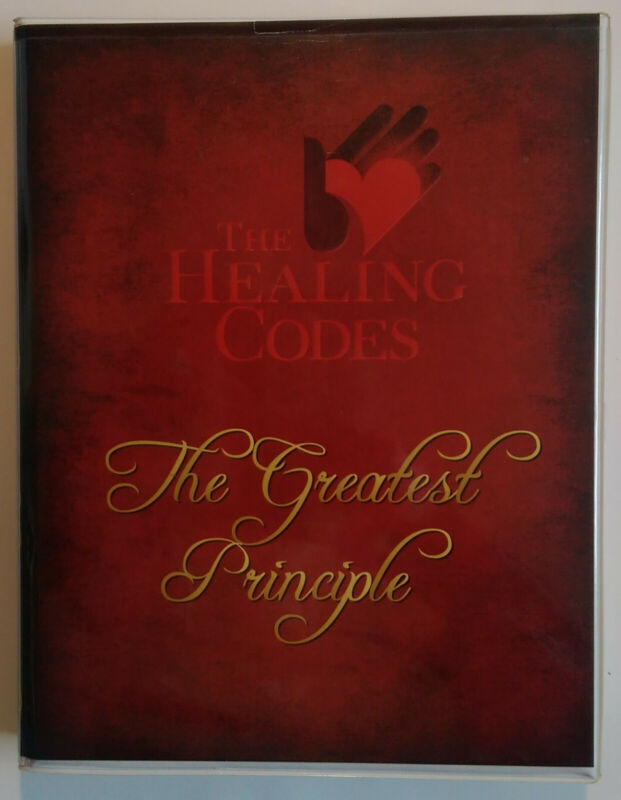 THE GREATEST PRINCIPLE: THAT ALMOST NOBODY KNOWS  Dr. Alex Loyd  DVDs & WORKBOOK