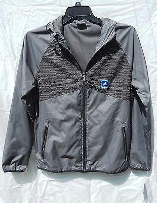 Asics Training Jacket - Gray- size M- NEW w/tags