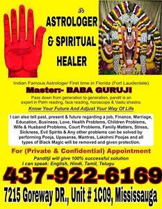 Psychic reader and powerful master babaji
